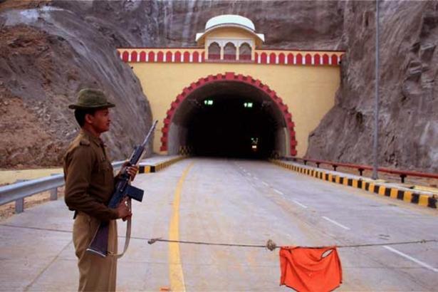 Jaipur Tunnel Photo